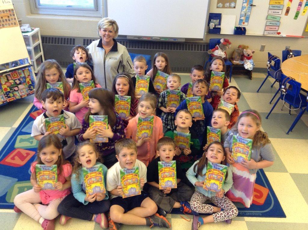 Charity Spotlight: Julie Rothmeier